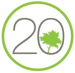 20 Tree Pledge